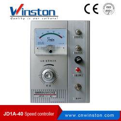 Controlador de motor de velocidad ajustable electromagnética (JD1Una serie)
