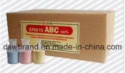 El 90% ABC agente extintor de polvo seco con la norma EN615 Aprobación