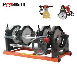 PP، Pb، PE، PVDF، HDPE ماكينة لحام البطت 63مم-160 مم (HL-160Y4)