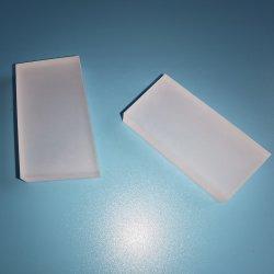 CaF2/Mgf2 Cristal Zafiro/sílice fundida/Bk7 el Material de vidrio óptico de espacios en blanco/disco/cubo/Wafer