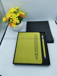 昇進のBussinessのオフィスのギフトのノートのペンのギフトセット