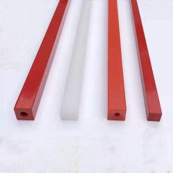 De witte Rode Stok van het Knipsel van het Document voor Polaire Scherpe Machine