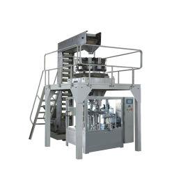 Parafuso de máquina de embalagem multifuncional / Unha máquina de embalagem com função de impressão