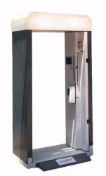 De school paste Kanaal Thermometry met Ce aan en RoHS/de School paste Mobiele Deur Thermometry/het Mobiele Kanaal van Mesurement van de Temperatuur van de School aan