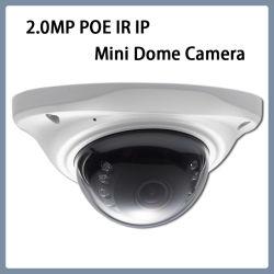 mini macchina fotografica incorporata del IP di Web della rete di obbligazione del CCTV Digital del microfono 2.0MP