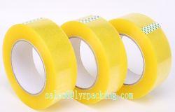 투명한 PVC 2inch*45mic*110yard 접착성 패킹 BOPP 테이프 또는 필름