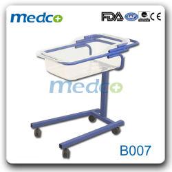 Hot Sale New Born Baby crèche de l'hôpital, de médecine de l'acrylique infantile avec matelas de lit bébé