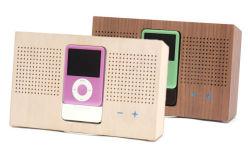 Mini portátil Dente Azul de alto-falante para iPod