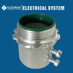 Vis de réglage du tuyau isolé EMT conduit les bornes des connecteurs