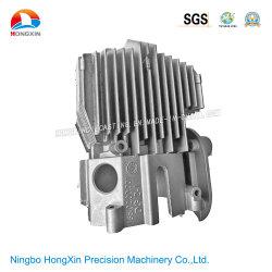 ODM OEM fundição de liga de alumínio personalizadas pré-aquecedor Automóvel do permutador de calor