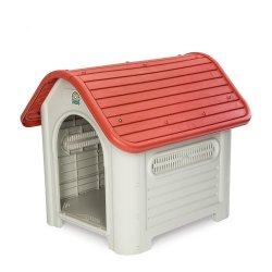 Fournitures de plein air commerciale écologique Backyard Big Dog Kennels Chambre bâtiments avec le haut