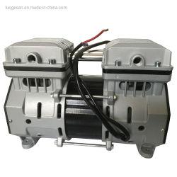 El compresor de pistón Oilless Ar libres de aceite de piezas de AC de alta presión el tornillo de parte de la bomba de aire del motor de la cabeza del compresor