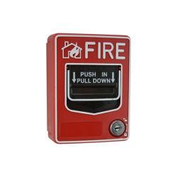 Горячий толковейший перестановный ручной пункт звонока для системы пожарной сигнализации