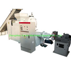 Seifen-Wäscherei-Seifen-Herstellung-Maschine der Toiletten-100/300/500/800/1000/2000kg/H vom China-Spitzenhersteller