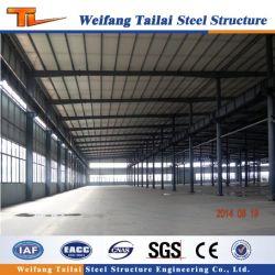 Modular de baixo orçamento Structue Material da estrutura de aço para construção de armazéns de venda quente