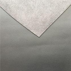 Il cuoio sintetico sintetico dell'unità di elaborazione del PVC del serpente di modo usato insacca l'indumento del sofà dei pattini superiore