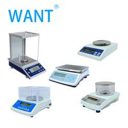 デジタル電気重量を量るスケールは、分析的な電子バランスを重くする