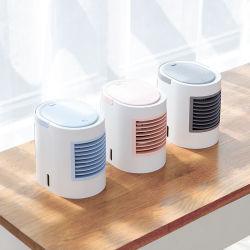 Enfriador de aire USB Mini Ventilador aire acondicionado para el hogar