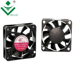 Longue durée de vie 6015 DC Mini ventilateur de refroidissement de la lumière laser avec 60x60x15mm12V24V