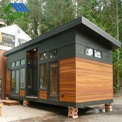Camera di legno delle costruzioni della Cina della tettoia del giardino prefabbricato di uso