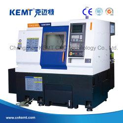 ( TH62-300 )高精度・小型タレット工具旋盤 ヘッドストック Siemens 828d システム旋削加工