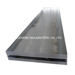 Piastra MS in lamiera di acciaio Dolce A36 Q235B S235jr con ispezione SGS