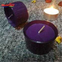 Mayorista de regalos de Navidad en compuestos velas Tealight