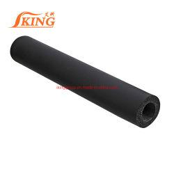 عزل الأنابيب المصنوعة من الإسفنج المصنوع من النيوبرين المطاطي عالي الحرارة بالألومنيوم