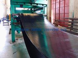 Nastro trasportatore in gomma Ep100 4+2 da 12 MPa resistente agli urti per Cemento/miniera/Porto