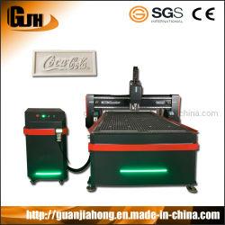 Minizeichen CNC-Fräser, Holz, Acryl, Plastik, MDF, der Ausschnitt-Maschinerie für das Bekanntmachen schnitzt
