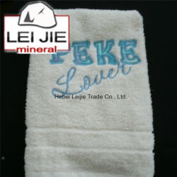 Lavable en machine coton blanc de lavette serviette Torchons de cuisine