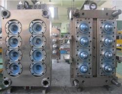 8 Kammer-heiße Seitentriebs-Haustier-Glas-Vorformling-Form