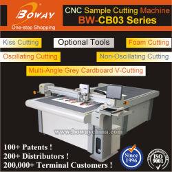 ورق مخصص إسفنجي إسفنجي إسفنجي المطاط نموذج القطع رسم CNC خرم سعر الماكينة