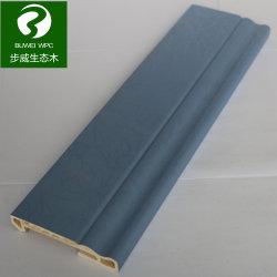 内部の木製のプラスチック合成物WPC角ライン