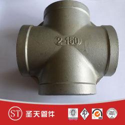 Traversa dell'accessorio per tubi dell'acciaio inossidabile