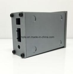 Mini-HiFi-Audio-Leistungsverstärker Metallgehäuse Extrudierte Aluminiumdruckguss, Subwoofer Leistungsverstärker Aluminiumgehäuse, Thermisches Aluminiumgehäuse/Box