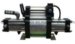 Ar isento de óleo de qualidade superior acionado booster de gás