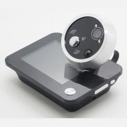 3.5 polegadas Peephole Campainha com Câmera Digital Video Fotos tendo