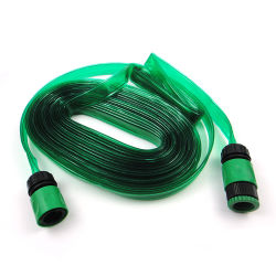 Garten-wässernhilfsmittel flexibler Belüftung-Garten-flacher Einweicher-Bewässerung-Schlauch