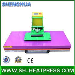 Manual de Grande Formato Máquina de imprensa de calor 60x80cm 60X100cm 70X100cm