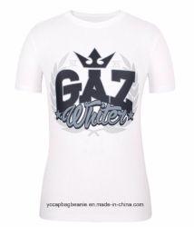 Promotion bon marché de haute qualité 100% coton Tshirt