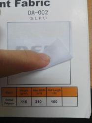 Sublimazione del trasferimento termico Stampa direttamente tessuto