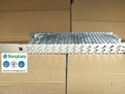 Tubo de Al 8 mm de alumínio para evaporador frigorífico