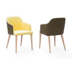 팔걸이 의자를 식사하는 직물을 인쇄하는 가정 다방 상점 열전달