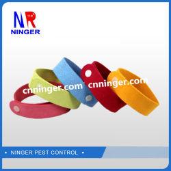 Réglable bracelet anti-moustique repoussant Bracelet de moustiques de la bande d'insectes
