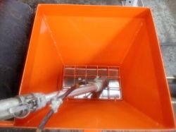 De Spuitbussen van het Mortier van het Cement van het Pleister van de stopverf