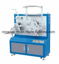 Rr642フレキソ印刷プリンター、前部Side4カラー裏側2カラーFlexoのラベルの印字機