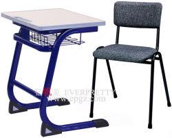 Middle School de meubles en bois Bureau et chaise unique