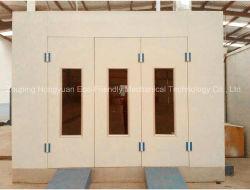 Alquiler de cabina de rociado de cabina de pintura para la venta