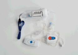 Einmal-Infusionspumpe (Elastomere Pumpe)